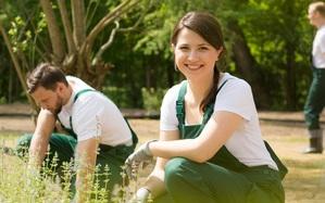 Jardiniers à votre service