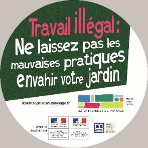 Travail illégal : Ne laissez pas les mauvaises pratiques envahir votre jardin